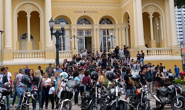 Curitiba Rock Carnival (Foto: Divulgação/ RPC TV)