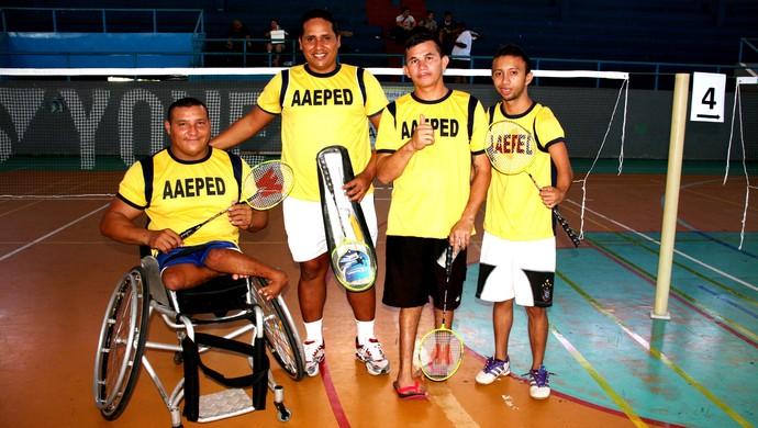 Atletas amapaenses com deficiência ganham associação esportiva (Foto: Marlon Gomes/Arquivo Pessoal)