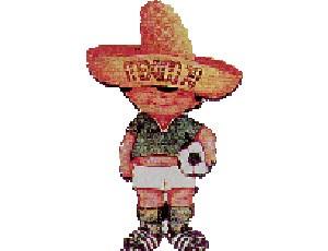 mascote Juanito copa 1970 (Foto: Reprodução)