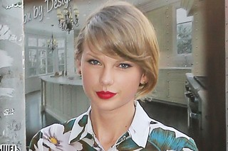 Taylor Swift em Nova York (Foto: AKM-GSI / AKM-GSI)