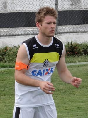 Renan Oliveira, lateral do ASA (Foto: Leonardo Freire/GloboEsporte.com)