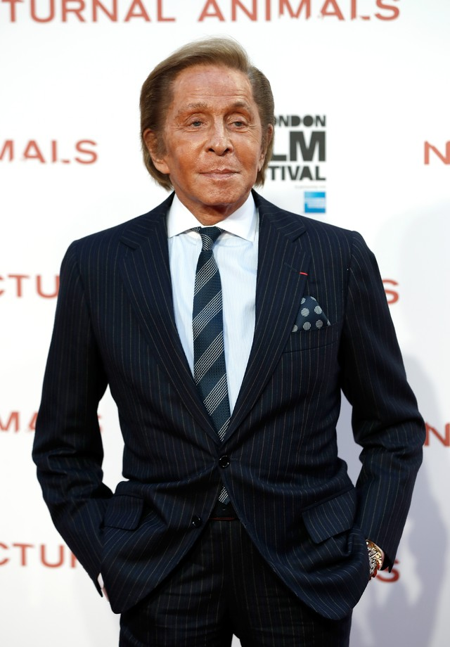 Valentino Garavani  (Foto: Getty Images for BFI)