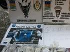 PM detém três após denúncia de tráfico de drogas em Aperibé, no RJ