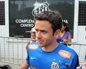 Em nota oficial, Santos confirma saída de Fucile, Juan e Bernardo