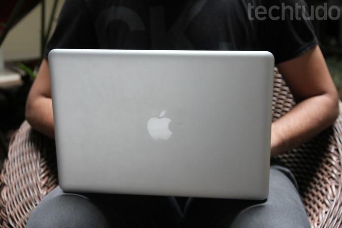 Mac agora também tem caso de ramsomware(Foto: Carol Danelli/TechTudo)