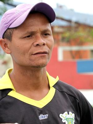 Leonildo Dias, técnico do Sport Campina (Foto: Magnus Menezes / Jornal da Paraíba)