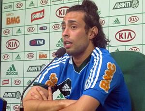 Valdivia, Palmeiras (Foto: Diego Ribeiro / Globoesporte.com)