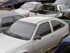PRF realiza leilão de veículos recolhidos em rodovias de MS