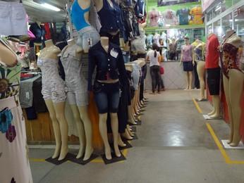 Em Toritama, comerciantes afirmam que não tiveram mais problemas. (Foto: Katherine Coutinho / G1)