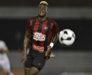 Marcão, atacante do Ituano  (Foto: Mauro Horita/ Ituano FC)