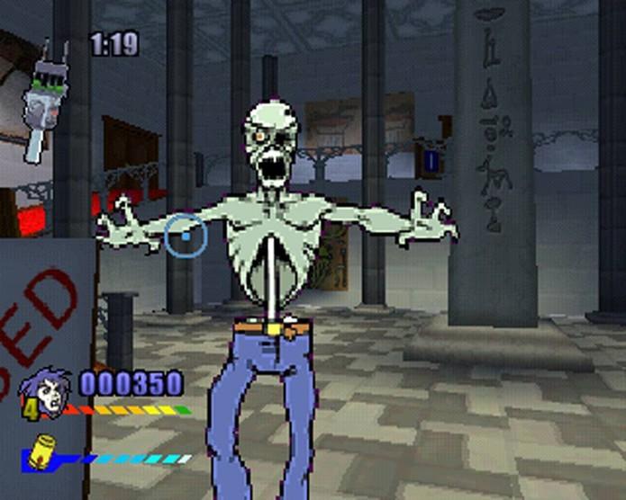 Extreme Ghostbusters: The Ultimate Invasion, de 2004 (Foto: Divulgação/Similis)