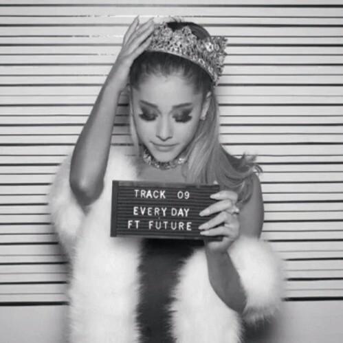 Ariana Grande lana nova faixa, 'Everyday', com Future (Foto: Divulgao)