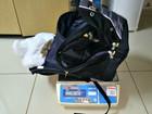 PRF-AC prende filipina transportando 4 kg de cocaína em forro de mochila