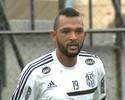 Recém-contratado, atacante Fábio Santos deixa a equipe do Central