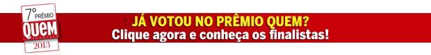 Vote Prêmio QUEM (Foto: QUEM)