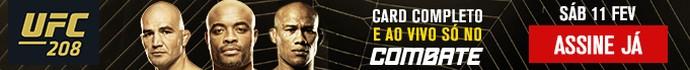 Banner UFC 208 (Foto: Combate)