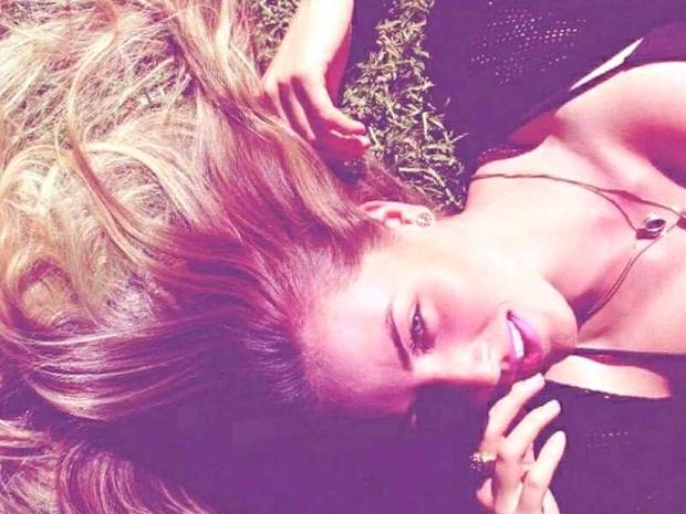 Modelo Aline Pereira de Godoi Furlan está desaparecida em Piracicaba (Foto: Reprodução/Facebook)