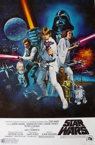 Pôster Star Wars (Foto: Reprodução)