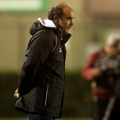Ricardo Gomes Botafogo Figueirense (Foto: Vitor Silva/Botafogo/SS Press)