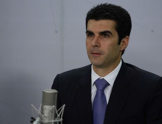 Ministro da Integração Nacional, Helder Barbalho (Foto: Agência Brasil )