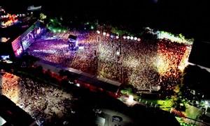 Festeja bombou pela primeira vez em Fortaleza. (Foto: Divulgação)