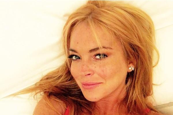 Lindsay Lohan (Foto: Reprodução Instagram)