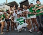 Império da Tijuca sobe ao Grupo Especial (Rodrigo Gorosito/G1)