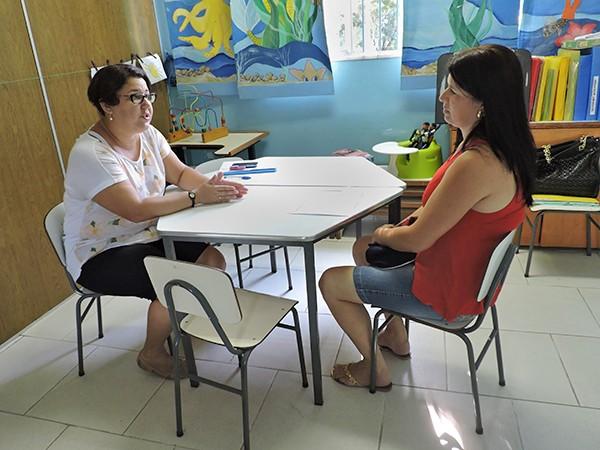 profissionais são amparados e orientados  (Foto: Dalila Lemos / TV Rio Sul)