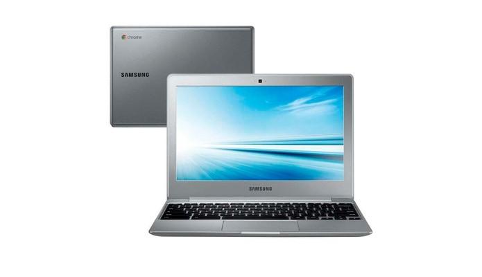 Chromebook Samsung 500C12-AD1 (Foto: Divulgação/Samsung)