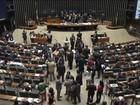 Câmara adia votação sobre urgência para projeto do acordo de leniência