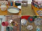 Relógios de PVC e plantas feitas de PET: aproveite as dicas e reforme sua sala