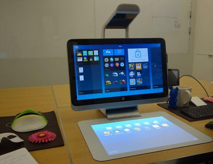 Sprout promete ser a ferramenta ideal para artistas e designers (Foto: Reprodução/PC World)