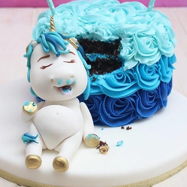 Fotos De Cake De Baby Shower