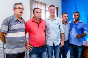 Aron Dresch foi eleito presidente da Federação Mato-grossense de Futebol (Foto: Divulgação)
