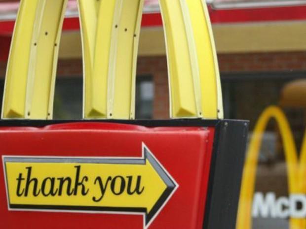 Após seis trimestres consecutivos de queda nas vendas, gigante de fast food quer rever estratégia e recuperar clientes  (Foto: AP)