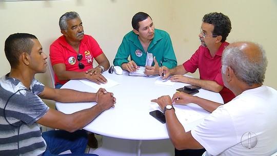 Fernando Mineiro acerta detalhes de debate com equipe de campanha