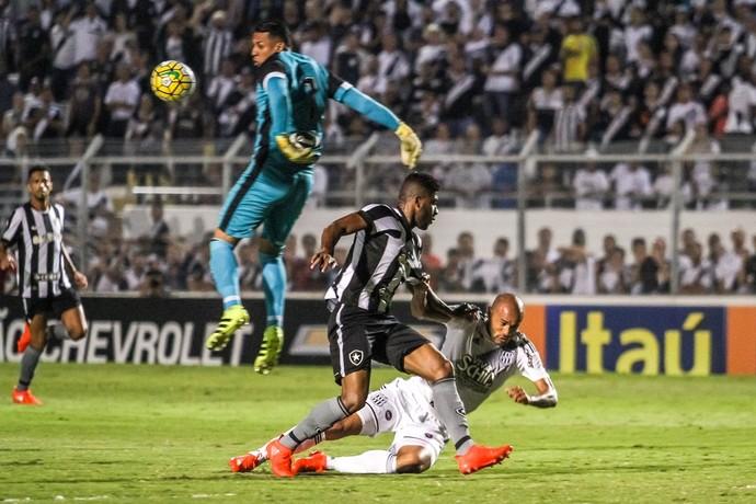 Sidão Ponte Preta x Botafogo (Foto: Luciano Claudino/Código 19/Estadão Conteúdo)