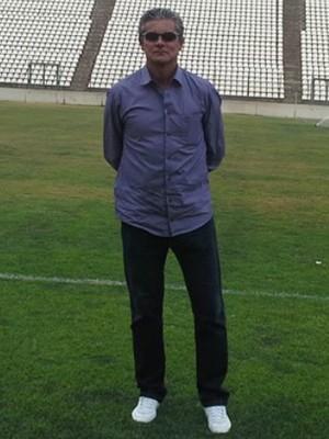 Vito Capucho, novo técnico do GEL para a Série B do Capixabão (Foto: Divulgação/Arquivo Pessoal)