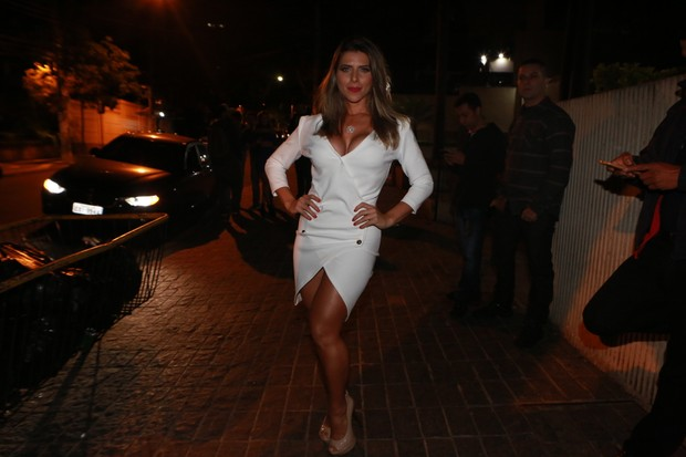 Ana Paula Minerato (Foto: Dilson Silva e Gabriel Reis / AgNews)