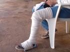 Cremesp apura caso de médico que enfaixou perna de idosa com calça