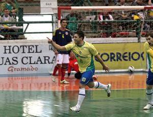 Futsal Brasil Sinoe (Foto: Zerosa Filho / CBFS)