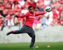 Alisson Farias tem problema no joelho e eleva lista de baixas do Inter para 10