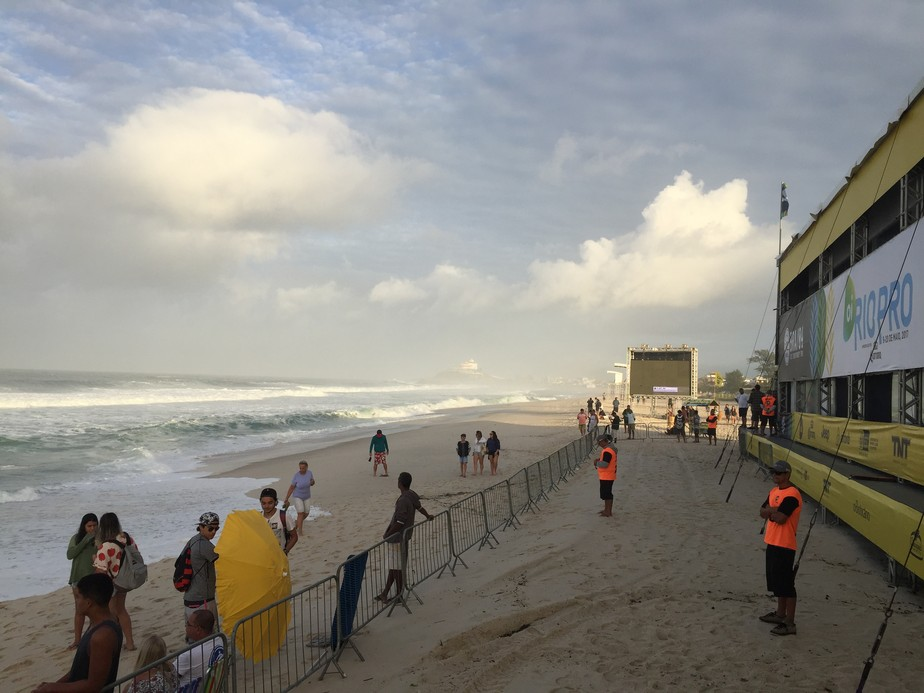 WSL adia briga de Medina, Yago Dora e Wiggolly na repescagem do Rio Pro
