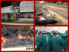 Segundo semestre é marcado por operações, mortes e século ferroviário