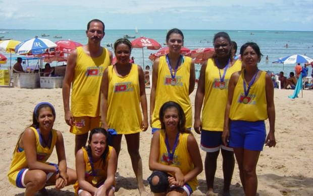 Troféu Basquete AL feminino (Foto: FAB AL)