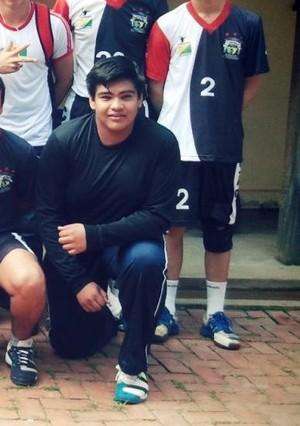 Goleiro Elvis Silva, 17 anos, do Atlético-AC, morre após acidente de moto (Foto: Reprodução/Facebook)