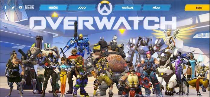 Overwatch abre inscrição para fase beta (Foto: Reprodução/Felipe Vinha)