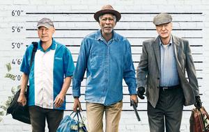 Comédia 'Despedida em Grande Estilo' ganha seu primeiro trailer