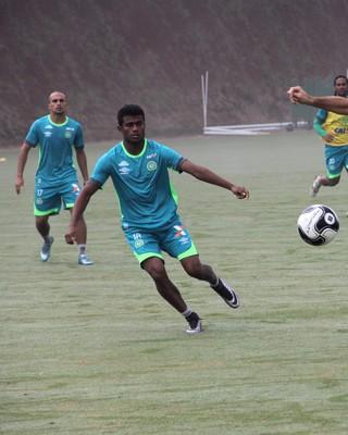 Maranhão Gil Chapecoense (Foto: Cleberson Silva/Chapecoense)