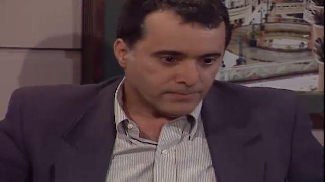 Clementino acusa Csar de ter explodido o shopping (Foto: Reproduo/viva)